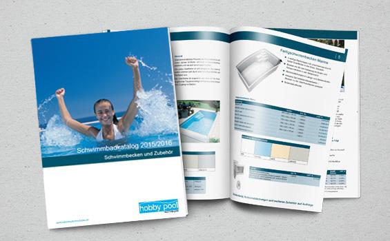 Schwimmbecken hobbypool - Hobby pool technologies ...